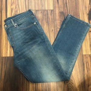 Levis men's jeans